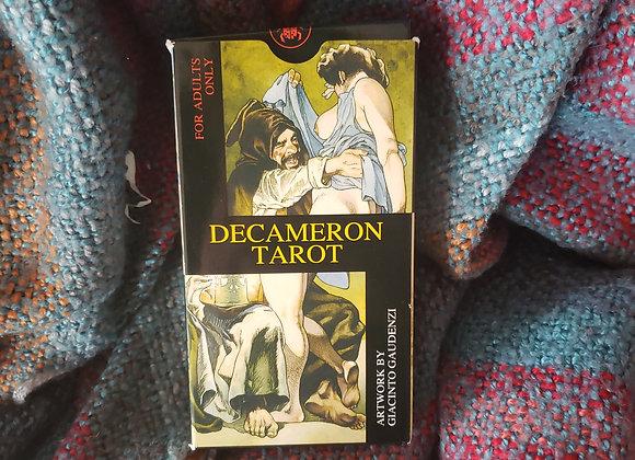 Decameron Tarot (Adult Only)