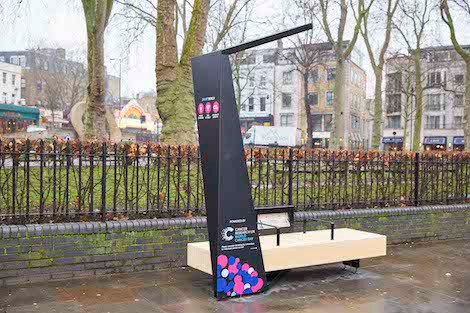 Smart Bench UK & MKTG Supports Cancer Research