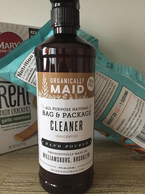 Bag & Package Cleaner