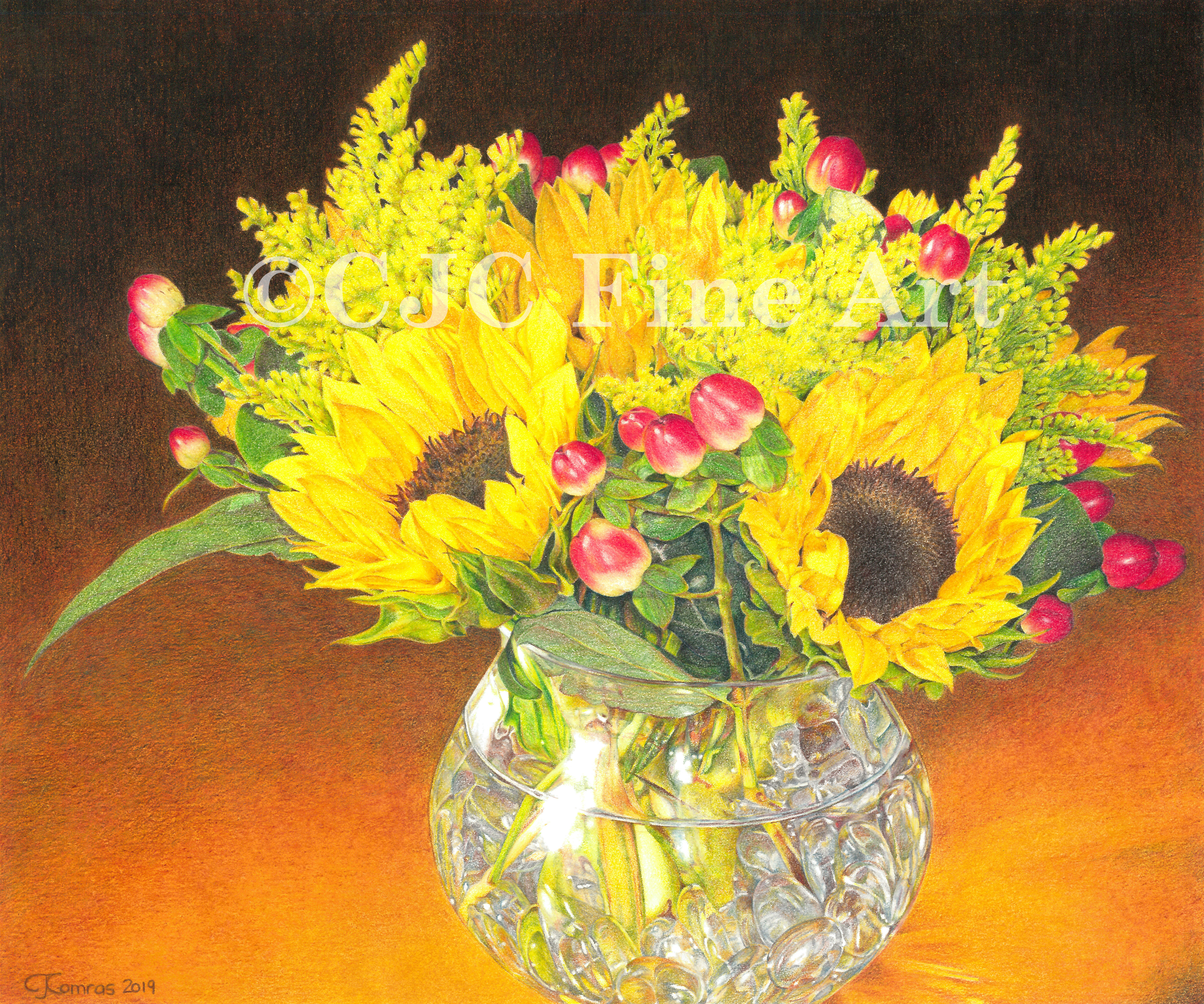 Sun-n-Flowers