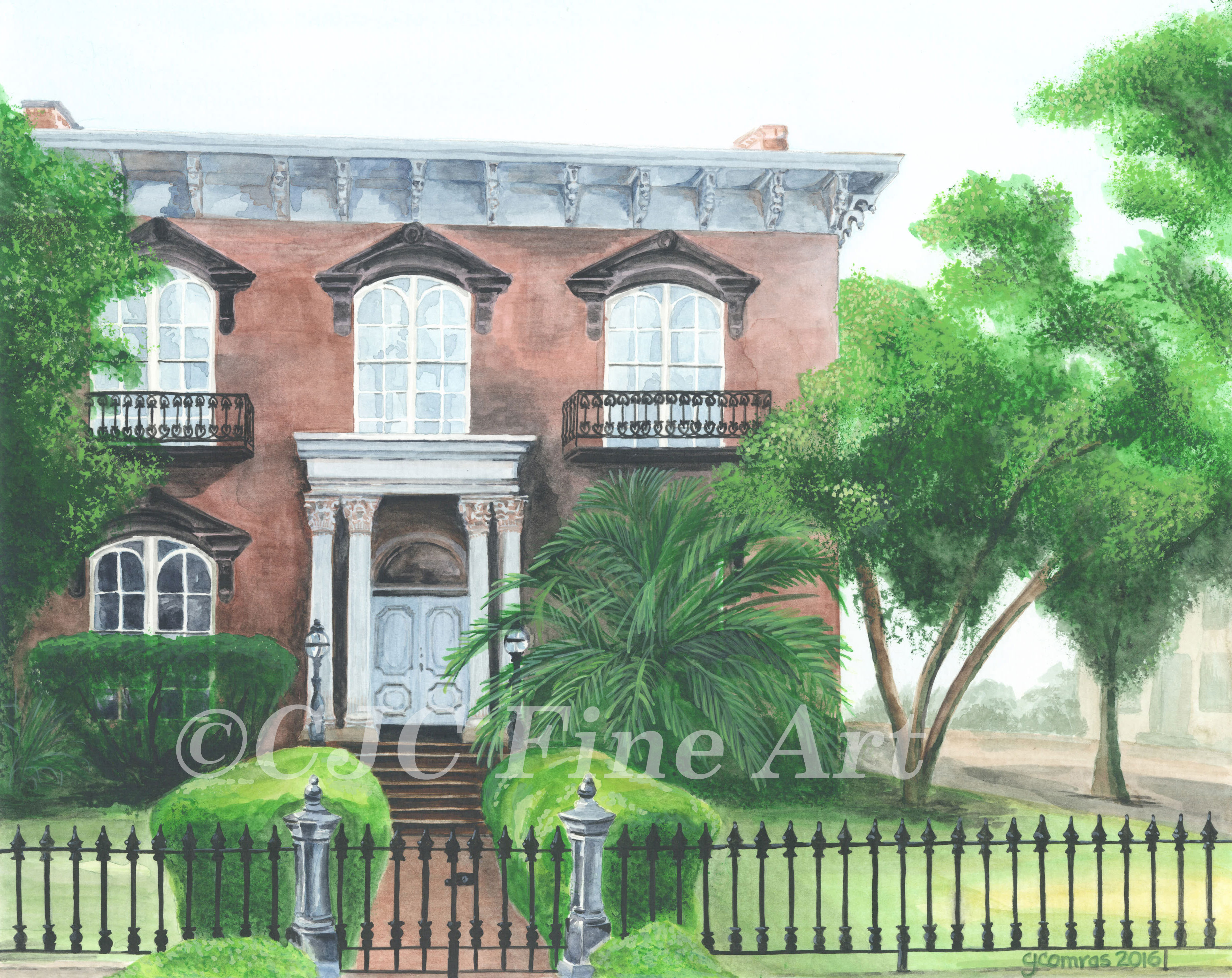 Mercer Williams House, Savannah GA