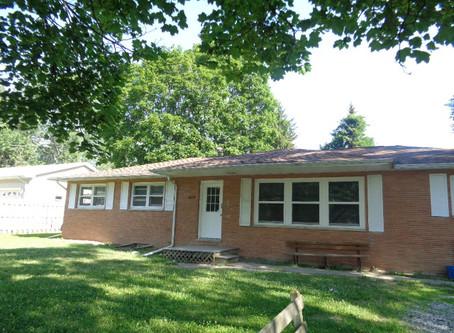 RENTED ~ 600 W Vernon Dr Mount Pleasant MI 48858