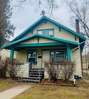 RENTED ~ 712 S. Main St. Mt. Pleasant MI 48858