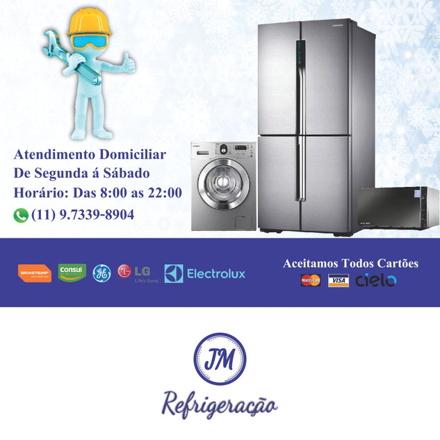 JM refrigeração