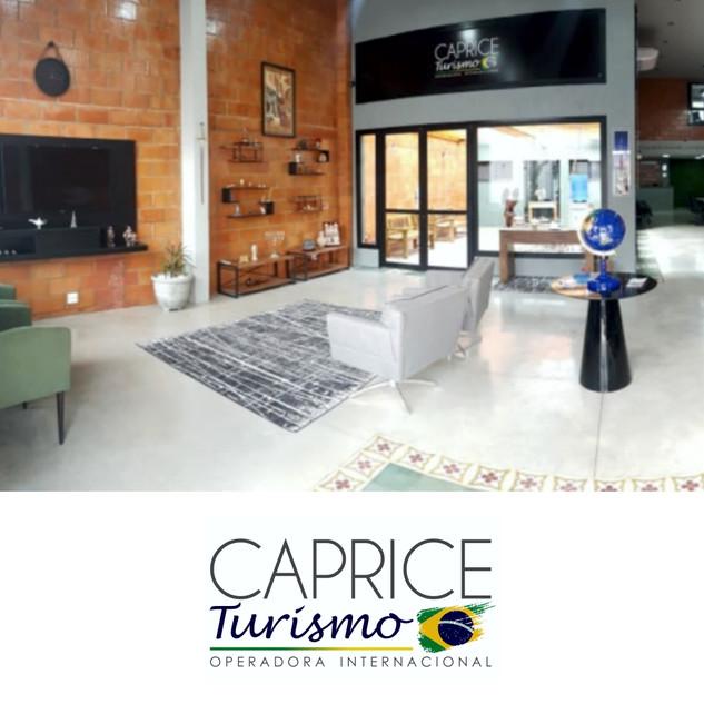 Operadora de turismo Capricetour