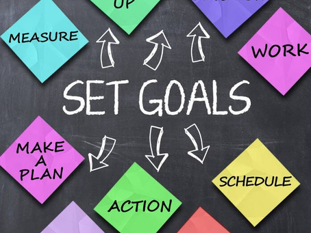 The importance of Goal Setting!