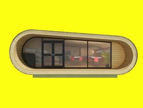 Cabin 3D visuals