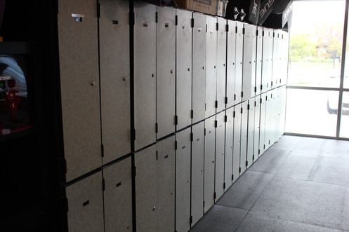 Athelete Lockers