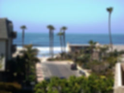 Oceanside Beach Rental View