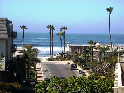 Oceanside Beach Rental View