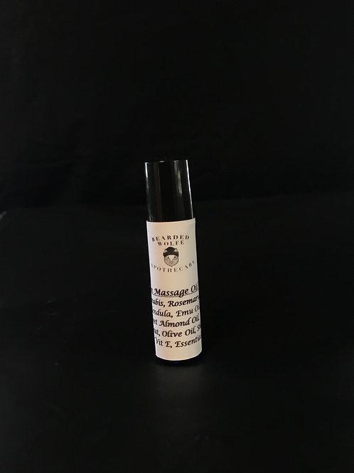 Roll On Pain Massage Oil .35 oz.