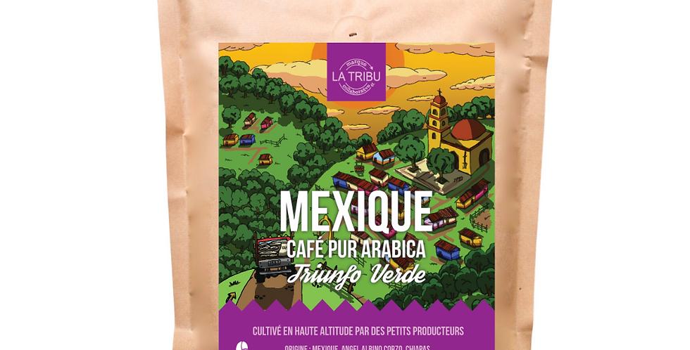 Café Triunfo Verde Mexique Moulu 500g Équitable & Bio