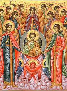 Η γιορτή των αγγέλων