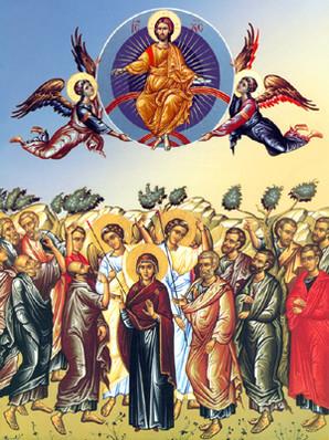 Η Ανάληψη του Κυρίου ημών Ιησού Χριστού (δέκα τοποθετήσεις σε δέκα ερωτήσεις)