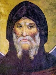 Ο Άγιος Αντώνιος και ο τσαγκάρης