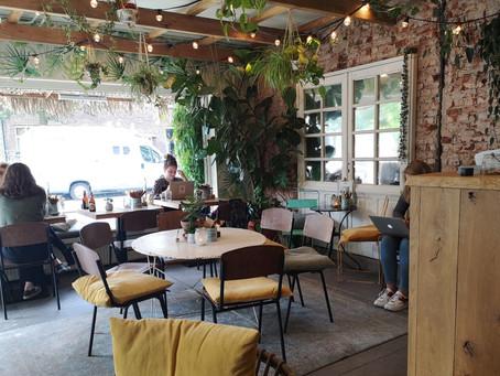 Caffeine in de stad - Koffie Hotspots Utrecht, NL