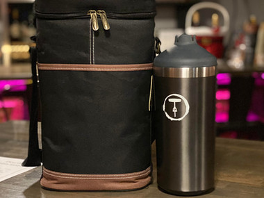 Tumbler and Travel Case