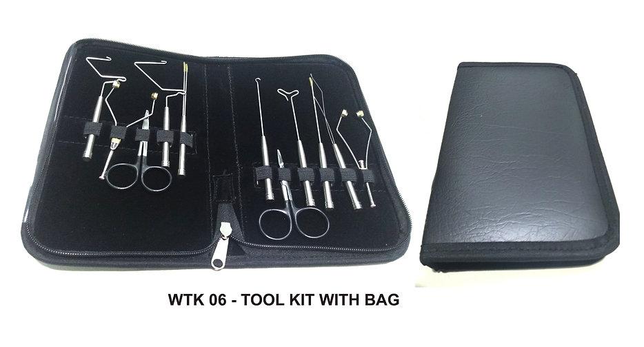 Tool Kit with Bag