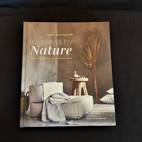 Inspired by Nature - Book