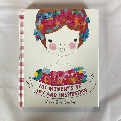 101 Moments of Joy and Inspiration - Book