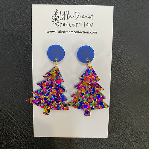Xmas Drop Earrings - Little Dream Collection