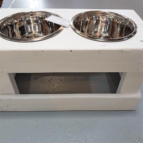Timber Dog Bowls