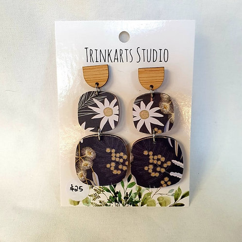 Trinkarts Studio - Floral Drop