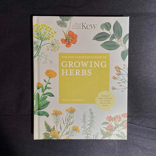 Growing Herbs - Book