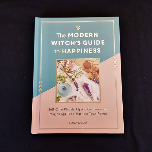 The Modern Witch's Guide to Happiness - Book