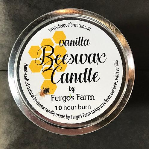 Fergos Farm - Vanilla Beeswax Candle