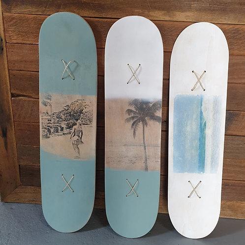 Decorative Wall Skate Board Decks