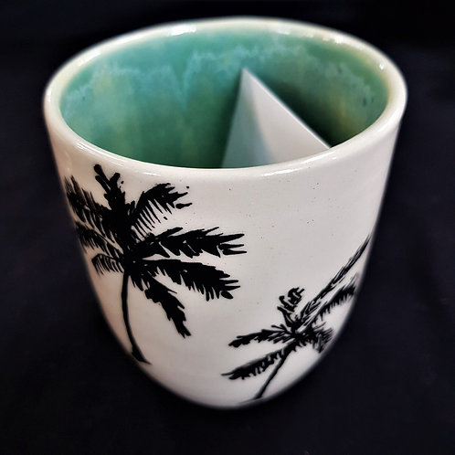 Dovella - Palm Tree Mug