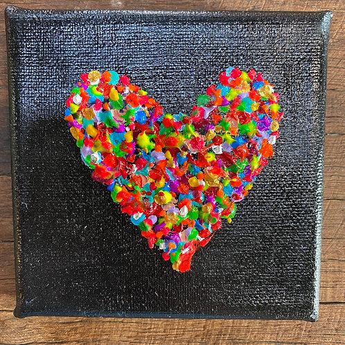 Terri Whiteway - 'Mini Hart Art'