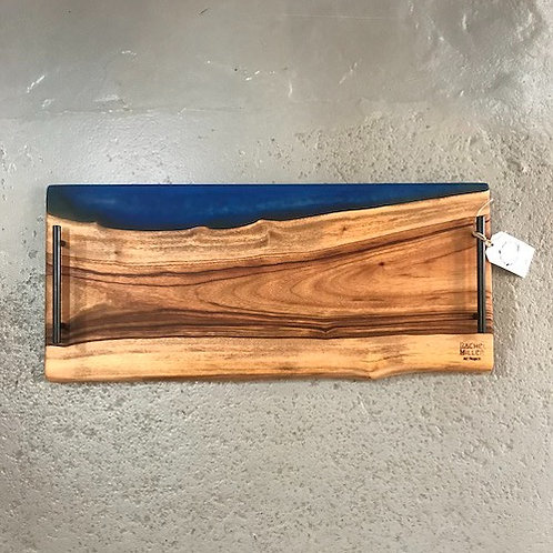 Timber and Blue Resin Grazing Board