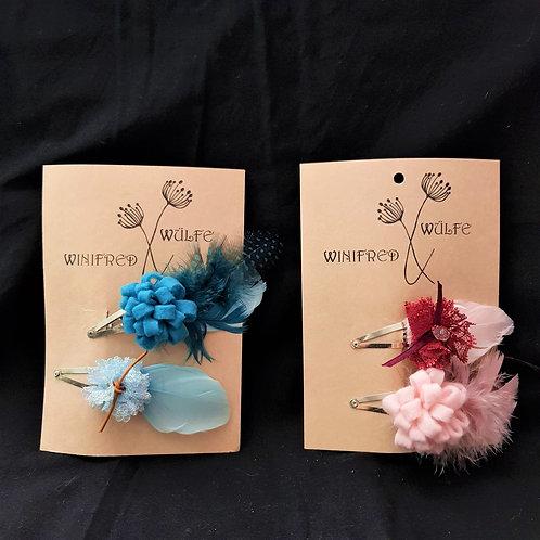 Winifred & Wulfe - Hairclips