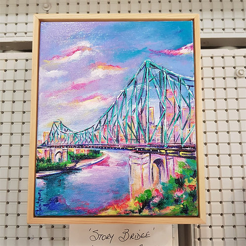 Terri Whiteway - 'Story Bridge'