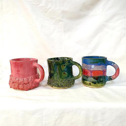 Mandy Lou Ceramic Mugs