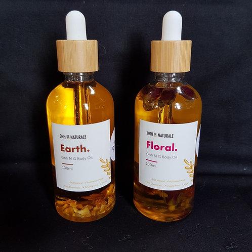 Ohh De Naturale - Ohh M G Body Oil 100 ml