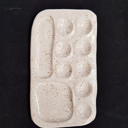 DH Makers - Ceramic Artist Palette - small