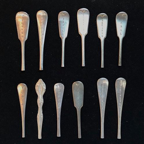 Meekz Jewellery- Individual Herb Stakes