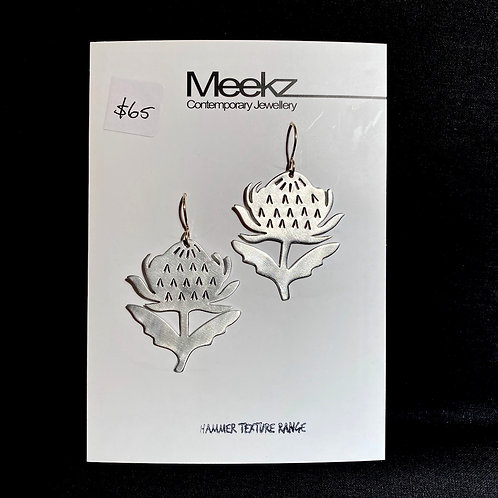 Meekz Jewellery - Waratah Earrings