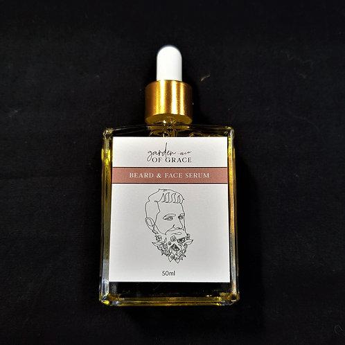 Garden of Grace - Beard & Face Serum