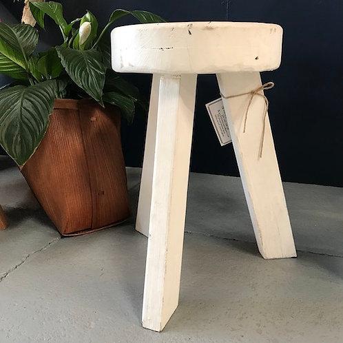 Timber Milking Stool