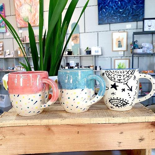 Dovella - Ceramic Mug