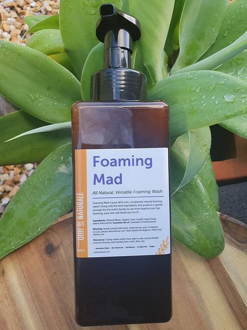 Ohh De Naturale - Foaming Mad 450ml