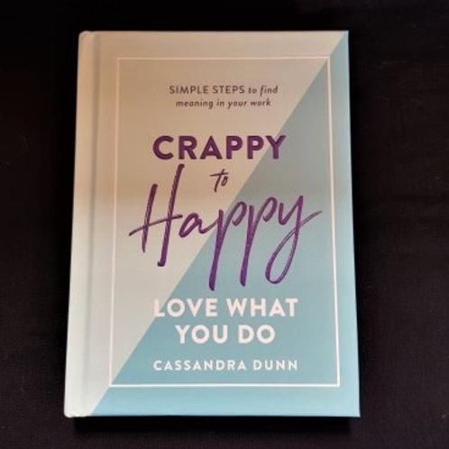 Crappy to Happy - Book