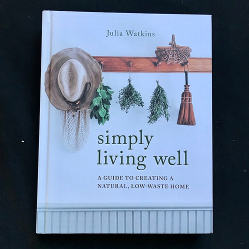 Simply Living Well - Book