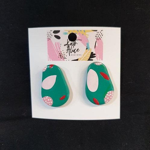 Kath Alice Designs - Jelly Bean Earrings