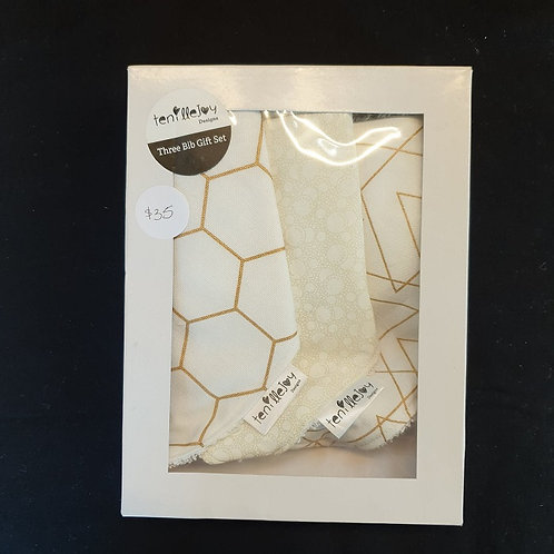 Tenillejoy Designs - Bib Set #2