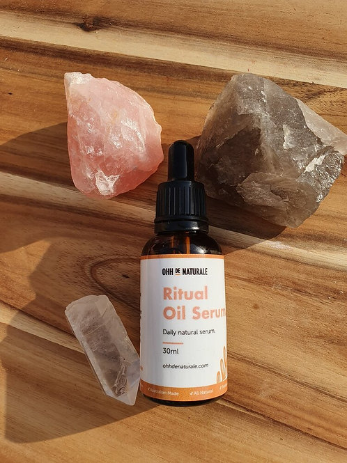 Ohh De Naturale - Ritual Oil Serum 30ml